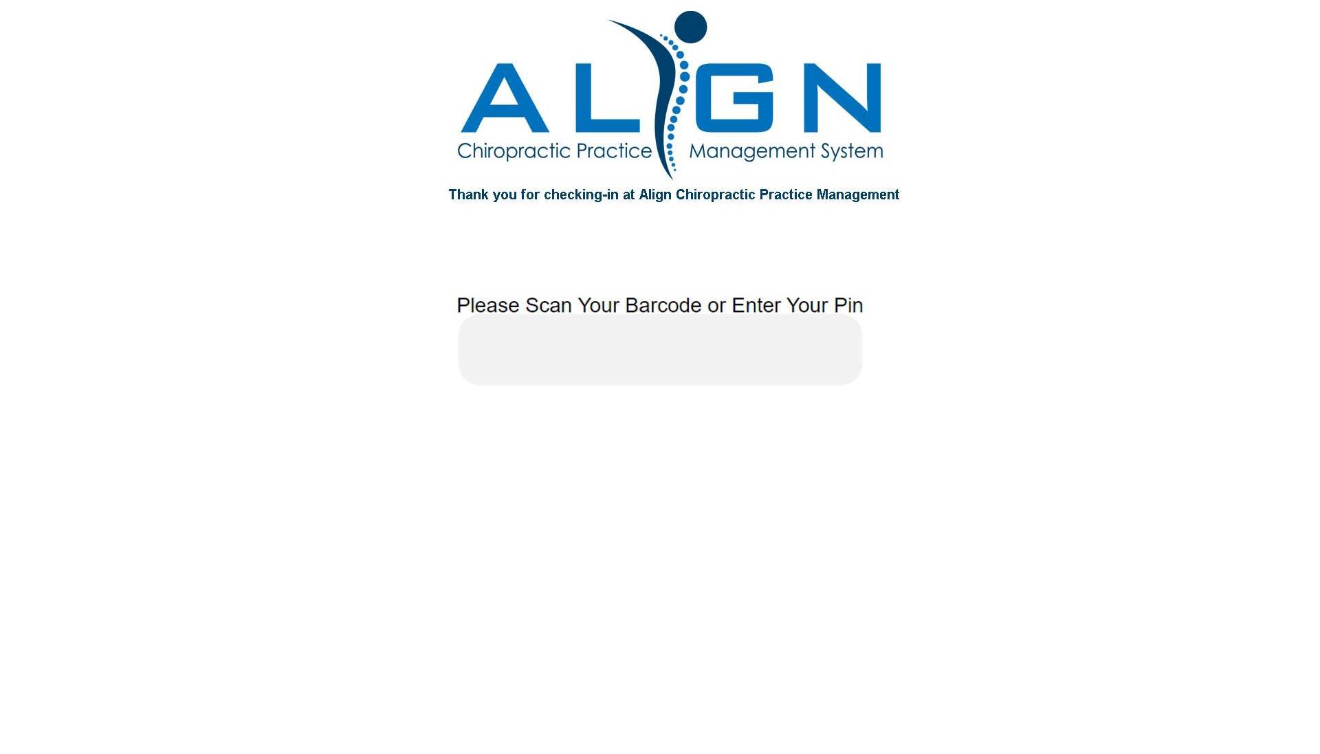 Align Chiropractor Software
