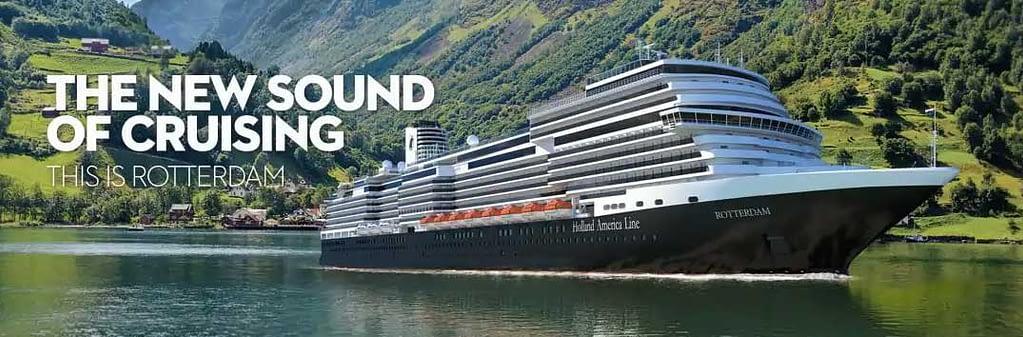 Holland America Cruise Ship Rotterdam Picture