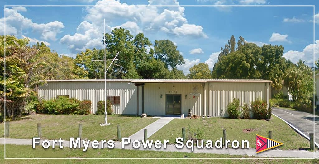 Fort Myers Power Squadron Building Picture