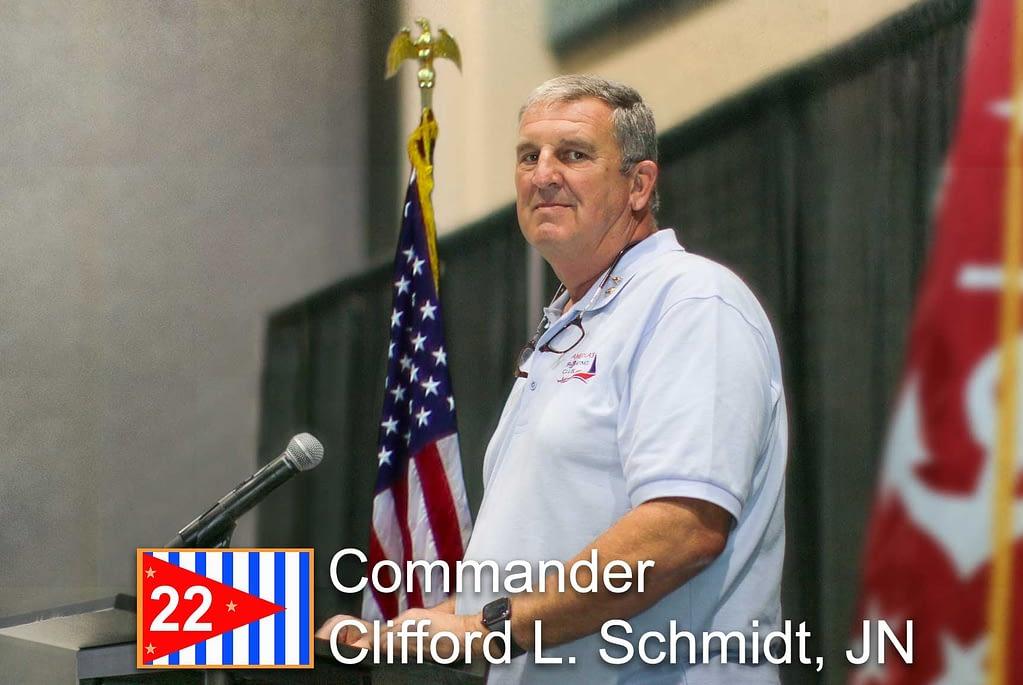 CDR Schmidt Picture