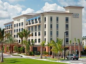 Four Points Sheraton Hotel, Punta Gorda, Florida Image