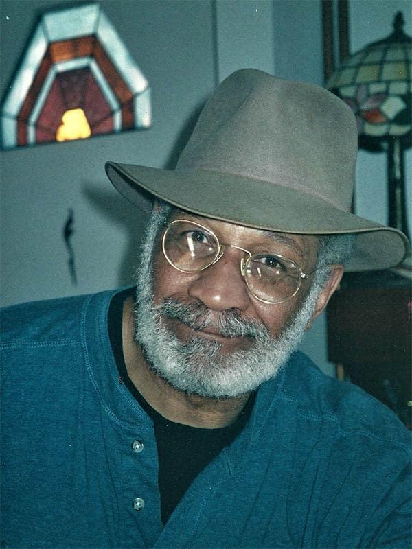 Cleve Overton portrait