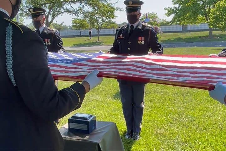 Cleve Overton Memorial Service